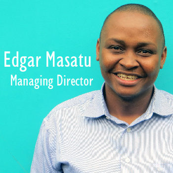 Edgar Masatu Managing Director