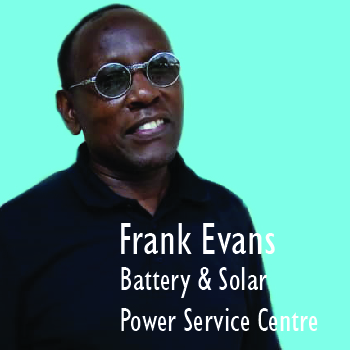 Bringing off-grid battery