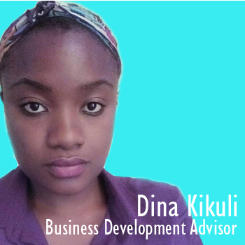 Dina Kikuli Business Development Manager