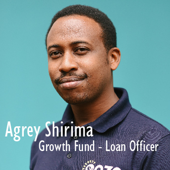 Agrey Shirima Anza Loan Officer